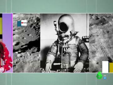 """La intrahistoria del primer traje espacial, o cómo un inventor granadino renunció a salir en los libros de ciencia """"por patriota"""""""