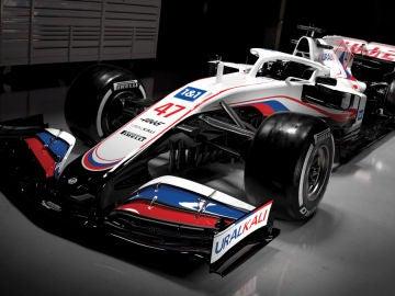 El Haas de 2021