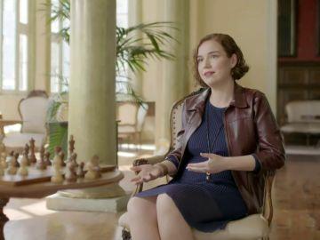 Sabrina Vega, ajedrecista Premio Reina Sofía