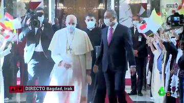 El papa Francisco viaja a Irak en una visita histórica
