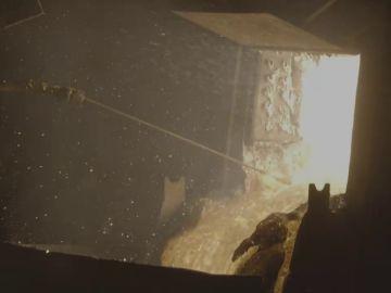Vídeo: Así se fundieron las 1.400 armas de ETA y los GRAPO que fueron destruidas por una apisonadora