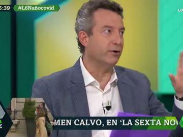 """La advertencia del doctor Carballo a Madrid: """"Le va a venir un golpe y lo tiene que parar"""""""