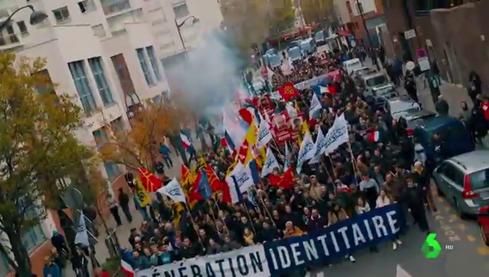 Europa empieza a perseguir las ideas de odio de la ultraderecha: análisis de los casos de Generación Identitaria y Campo Nacional Radical