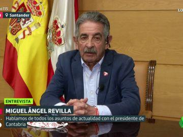 """Revilla defiende la prohibición de las manifestaciones en Madrid el 8M: """"Hay que evitar por todos los medios las aglomeraciones"""""""
