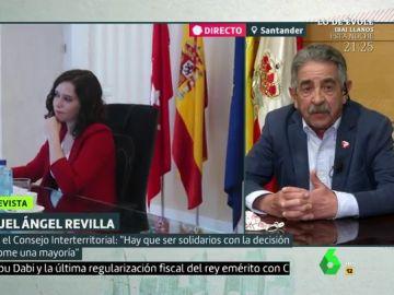 Miguel Ángel Revilla, en 'Liarla Pardo'