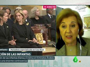 """La reina Sofía se vacunará en las próximas semanas """"en el centro de salud que le toque"""" en El Pardo"""