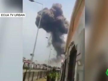 Varias explosiones en Guinea Ecuatorial dejan al menos 17 muertos y más de 400 heridos
