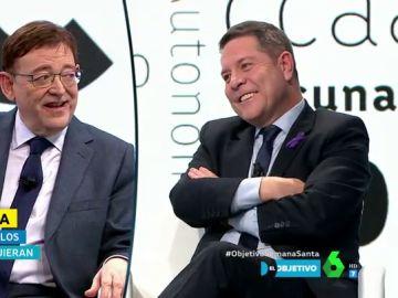 """El llamamiento de Emiliano García-Page a reducir los encuentros con amigos: """"Esta Semana Santa tiene que ser muy santa"""""""