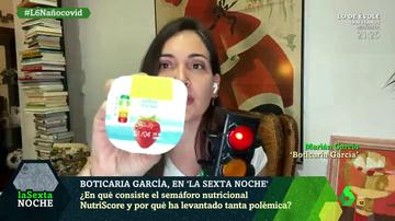 ¿Qué es Nutriscore? Boticaria García explica cómo funciona el nuevo semáforo nutricional en tres minutos