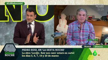 """La crítica de Pedro Ruiz a las infantas por su vacunación: """"No se han dado cuenta de que la burbuja en la que vivían ya no existe"""""""