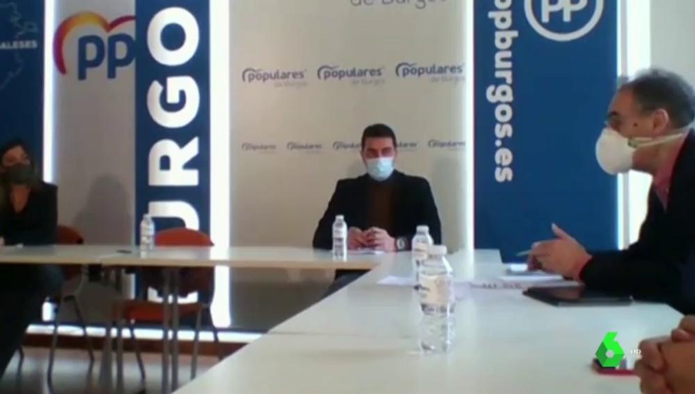 Imagen del PP en Burgos