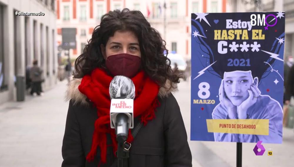 """Las mujeres estallan contra el machismo: """"Estoy hasta el coño de que me digan que ser feminista es ser radical"""""""