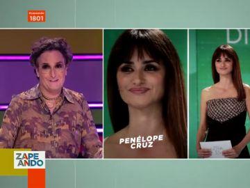 """El análisis de Josie al look de Penélope Cruz: """"Las galas de los Goya no se las trabaja tanto"""""""
