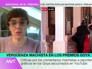 """El rotundo alegato de Anabel Alonso sobre los comentarios machistas de los Goya: """"No es la excepción, es el pan nuestro de cada día"""""""