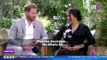 El príncipe Harry y Meghan Markle anuncian el sexo de su segundo hijo en una entrevista