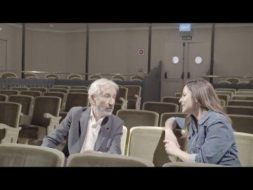 Pepe Sacristán hace un emotivo repaso de su trayectoria como actor
