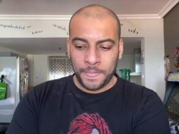 El youtuber Borja Escalona