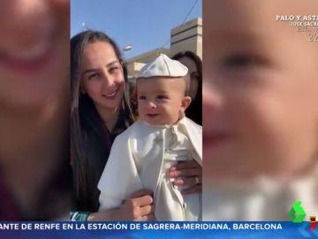Del bebé disfrazado de papa a la emoción de una mujer al ver al pontífice: las imágenes más destacadas de la visita de Francisco a Irak
