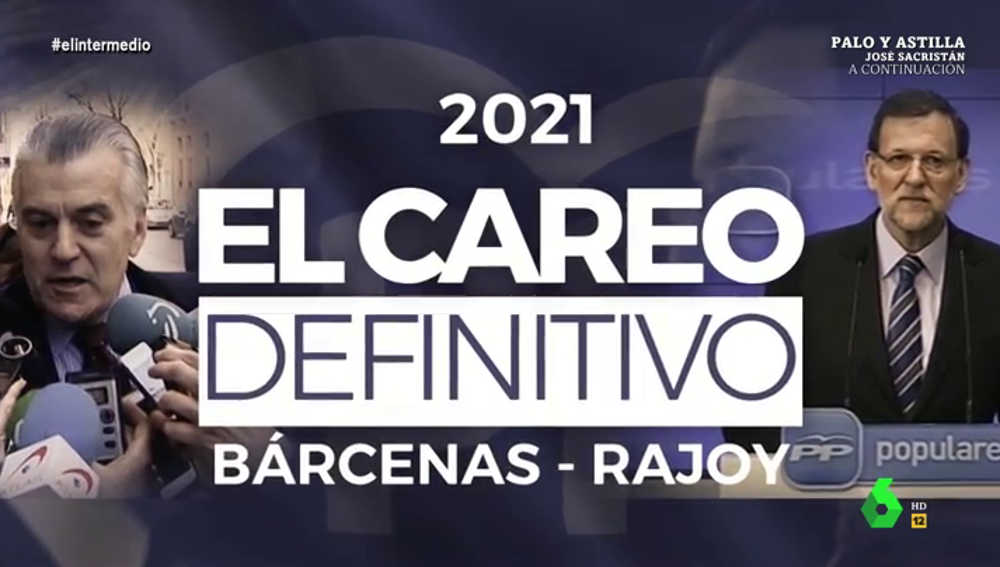 El careo 'definitivo' entre Bárcenas y Rajoy que no verás en la Audiencia Nacional