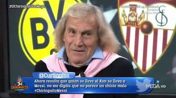"""'Loco' Gatti: """"Soy el mejor portero de la historia de Argentina"""""""