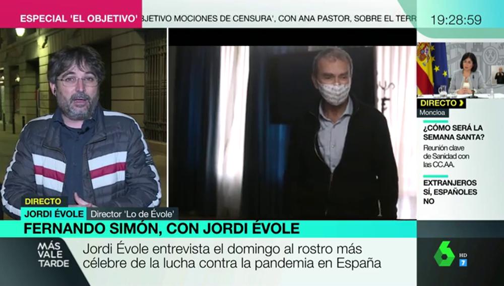 Jordi Évole desvela