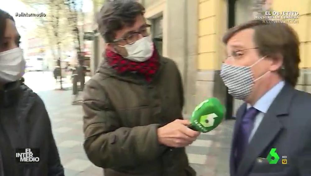 """Vídeo manipulado - La confesión de Isabel Díaz Ayuso que da pena a José Luis Martinez-Almeida: """"Pobrecita"""""""