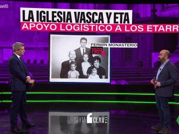 Los vínculos entre la Iglesia vasca y ETA