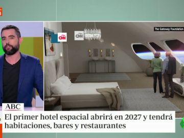 Así será el primer hotel en el espacio que espera abrir sus puertas en 2027