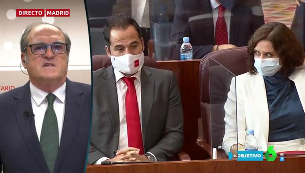 """Gabilondo: """"Es radicalmente falso que hayamos hablado con Ciudadanos antes de la moción de censura"""""""