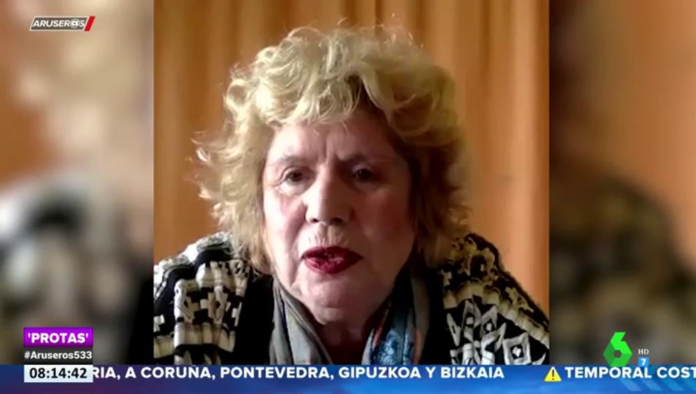 El desternillante discurso de María Jiménez al recibir el Premio Odeón Flamenco