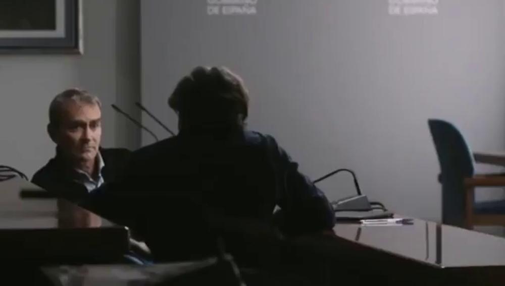 Fernando Simón responde en Lo de Évole a los que le critican por su gestión de la pandemia