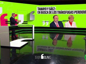 ¿Qué fue de Eduardo Tamayo y María Teresa Sáez, los protagonistas del 'Tamayazo?