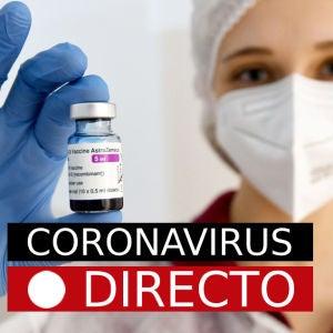 Imagen de archivo de una vacuna de AstraZeneca