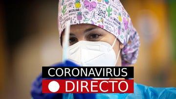 Sigue toda la información sobre la pandemia, en directo