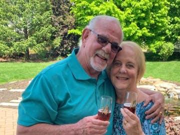 Donna Horn y Joe Cougill, en la actualidad