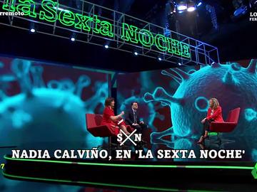 El 'titular' de Nadia Calviño sobre lo que nos espera a los españoles en los próximos meses ante la pandemia de coronavirus