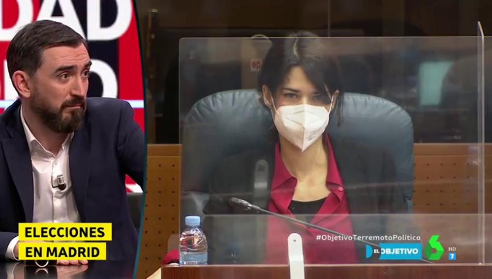"""De Toni Cantó a Alberto Garzón: los nombres """"sobre la mesa"""" para las elecciones en Madrid el 4 de mayo"""