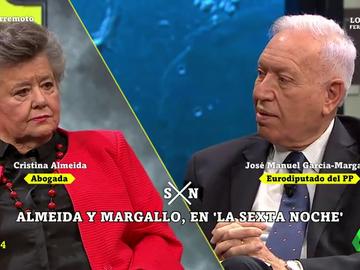 """El debate de Margallo y Almeida por la moción de censura en Murcia: """"El movimiento de Arrimadas es absolutamente incomprensible"""""""