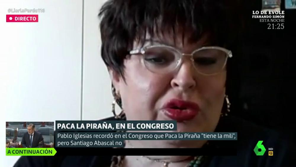 """Paca la Piraña recuerda cómo vivió la mili: """"Me daba miedo, me duchaba con el culo apretado"""""""