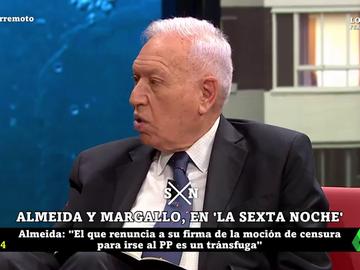 """Margallo vaticina la desaparición de Ciudadanos: """"Lamentablemente, va a dejar de existir"""""""