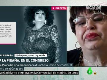 """Paca la Piraña denuncia un robo en su portal: """"Me han robado las pelucas y me han dejado pelada"""""""
