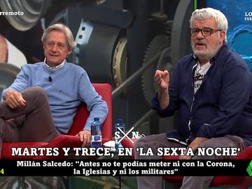 """Martes y 13 desvela los tres temas tabú con los que """"no se podían meter"""" al hacer humor"""