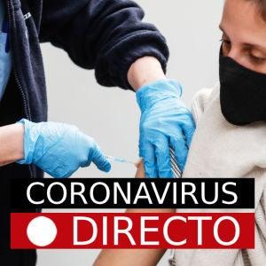 Imagen de la inyección de una vacuna contra el coronavirus