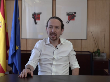 Pablo Iglesias abandona el Gobierno para ser candidato a las elecciones de la Comunidad de Madrid
