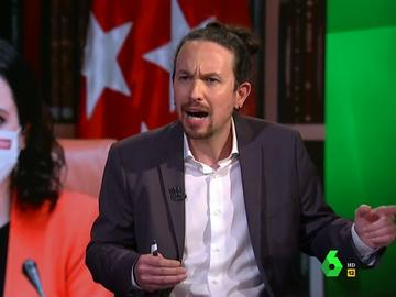 """Iglesias carga contra el PP: """"Ya está bien de que corruptos escupan sobre palabras como libertad o democracia"""""""
