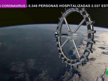 Vacaciones en el espacio