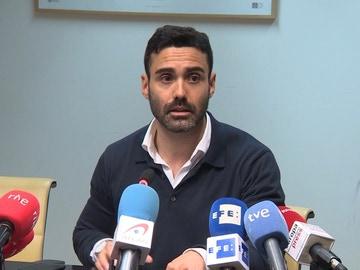 Sergio Brabezo, diputado de Cs en la Asamblea madrileña