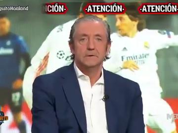 """Pedrerol: """"Haaland tiene unas ganas locas de ir al Real Madrid"""""""