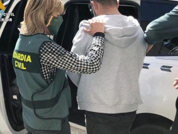 Uno de los detenidos por la violación grupal