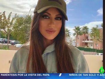 Una revista publica las fotografías de Sara, la amiga en la que Casillas se está apoyando para superar su separación